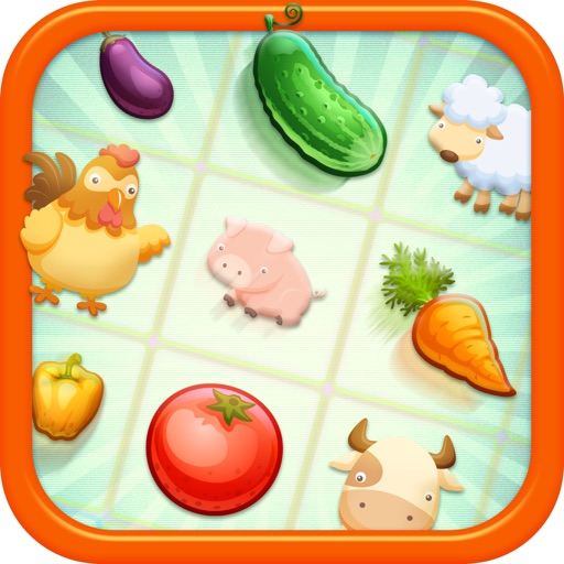 Bean Farm Quest to Conquer Paradise Puzzle - Free Logic Games icon