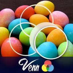 Venn Easter: Overlapping Jigsaw Puzzles