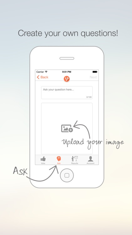 askano - the poll app - get fast answers to all of your questions