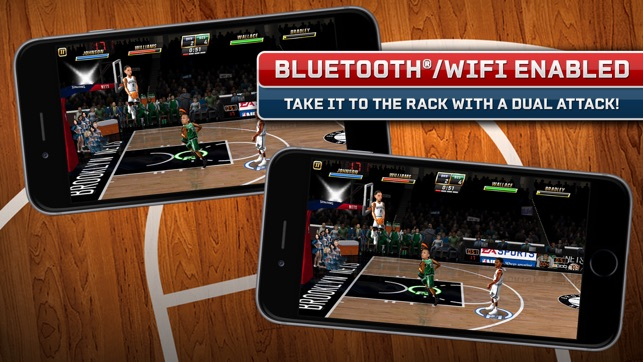 NBA JAM by EA SPORTS™ on the App Store