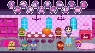 My Fairy Tale - Doll House Design & Decoration Game for KidsCaptura de pantalla de1