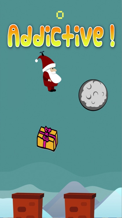 Xmas Delivery - A Gingle Bell Night Game screenshot-3