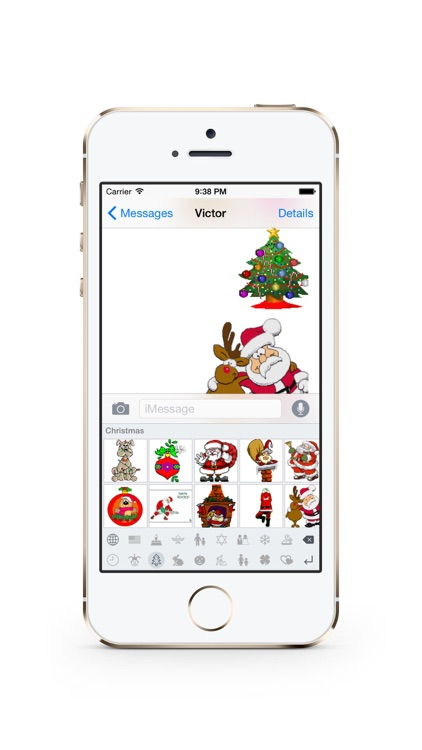 Holiday GIF Keyboard