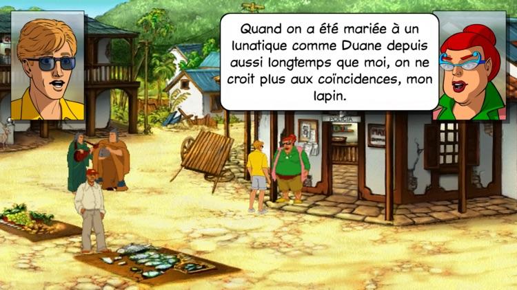 Les Chevaliers de Baphomet 2 – les Boucliers de Quetzalcoatl: Remasterisé screenshot-0