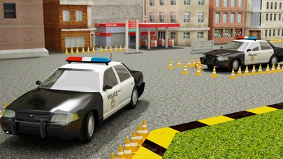 Real Cop Car Parking Simulator – City Police Truck SUV Driving Test Run 3D Game 2