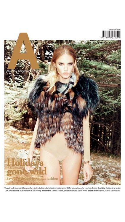 Aishti Magazine screenshot-3