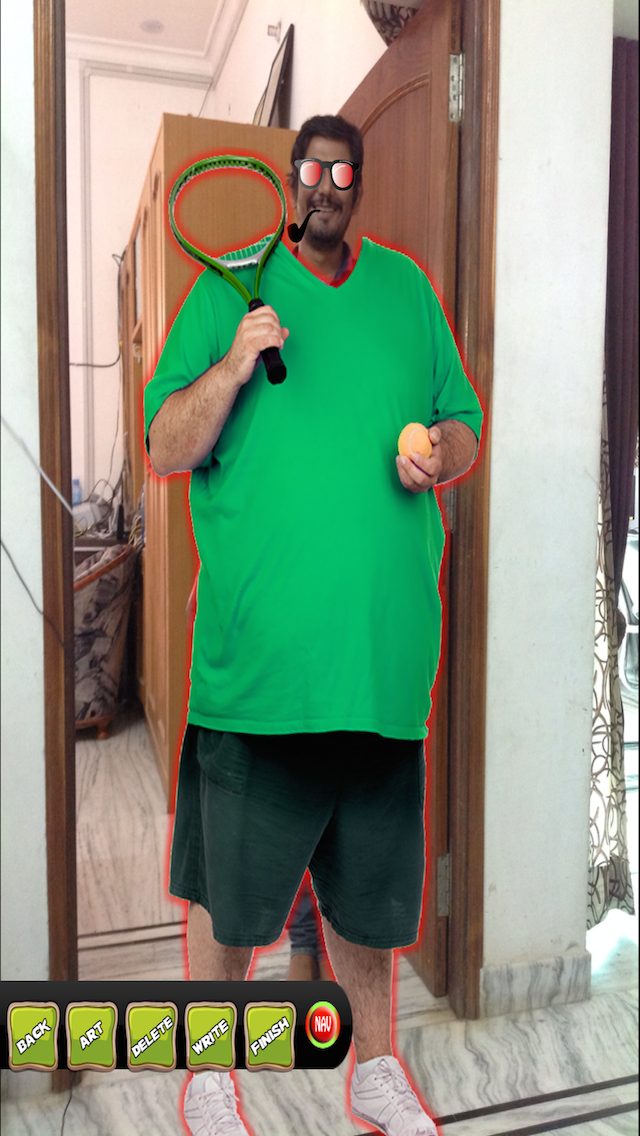 Make Me Look Fat Photo Booth: Funny Face Picture Effects screenshot four