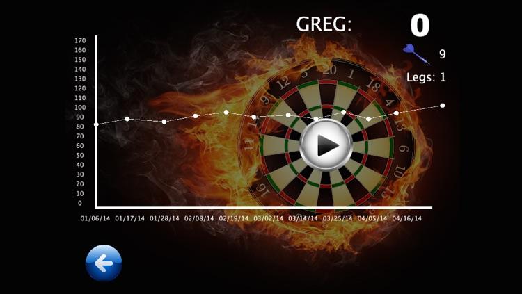 Real Darts Lite screenshot-4