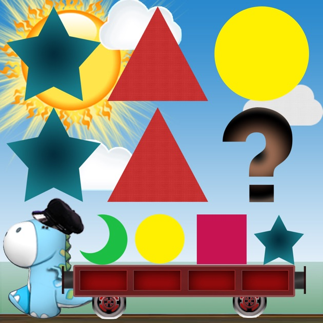 9 Letter Cartoon Characters : Caboose learn patterns and sorting with letters numbers