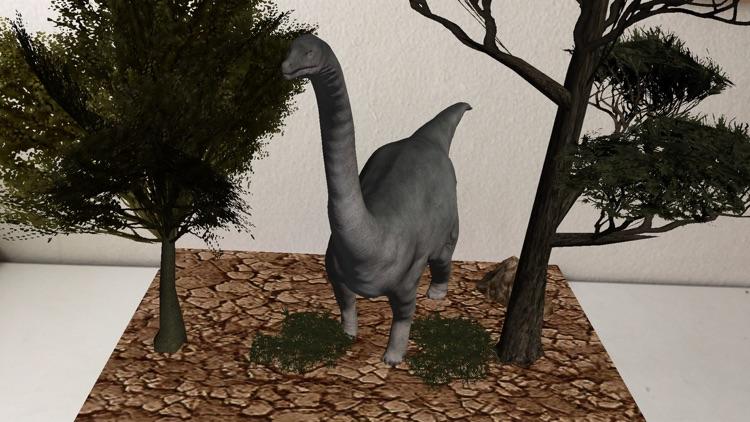 Herbivorous Dinosaurs AR Book screenshot-4