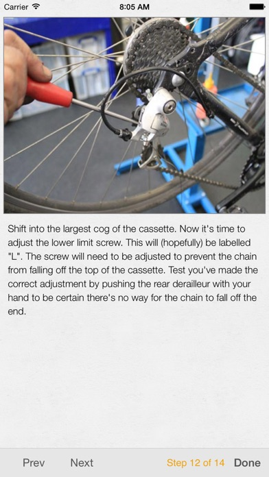 Screenshot for Bike Doctor - Easy bike repair and maintenance in Ireland App Store