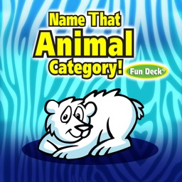 Name That Animal Category Fun Deck