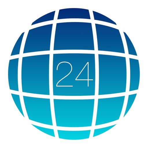 24h World-Clock