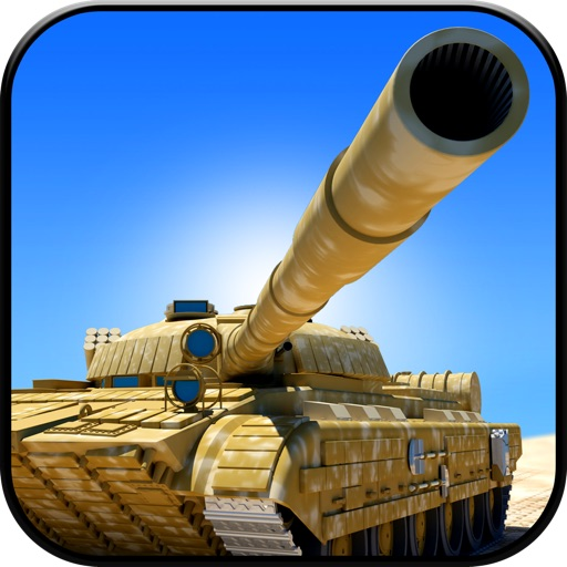 Army Tank Simulator 3D: Trucker Parking Game - Drive, Race And Park Real Modern Army Tanks and Military Truck icon