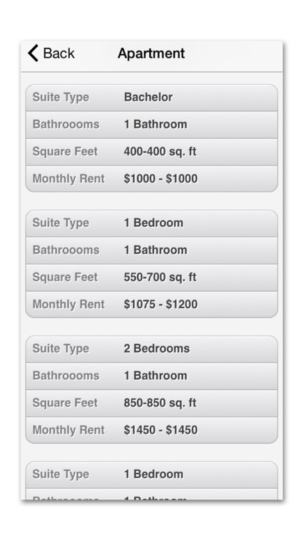 Apartment Rentals & Houses for Rent Searches by Rent Click screenshot-4
