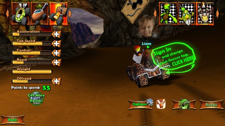 Tiki Kart 3D screenshot-1