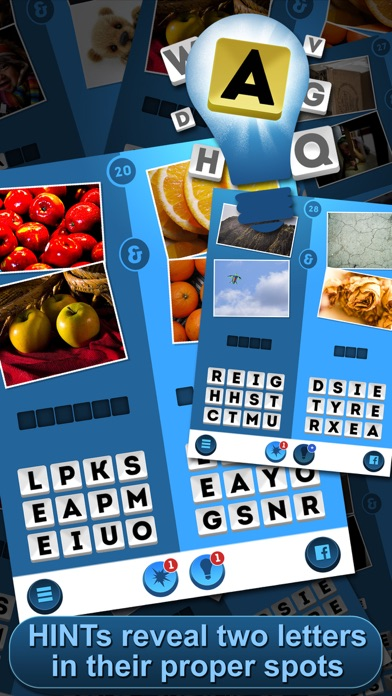 This & That - A Word and Picture Puzzle Game screenshot two