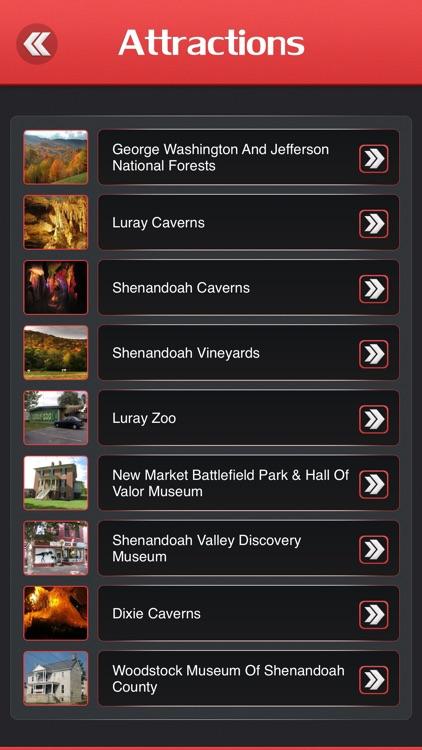Shenandoah National Park Tourism