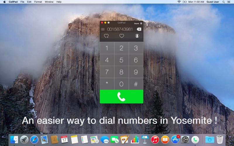 CallPad Screenshot