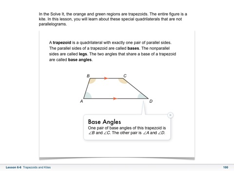 Geometry by randall i charles phd dan kennedy phd basia screenshot 3 fandeluxe Image collections