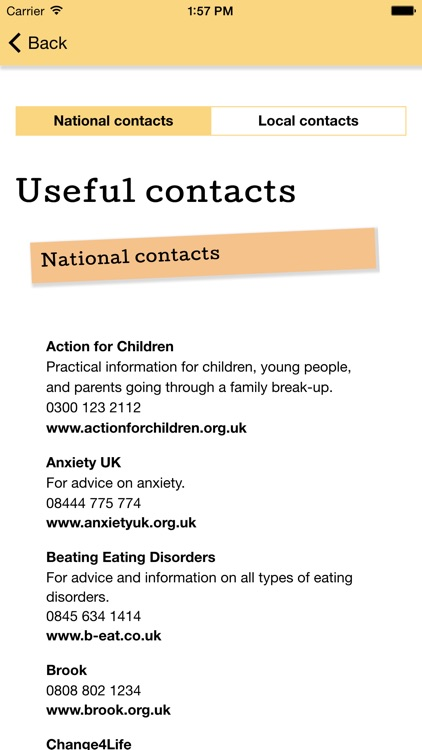 St Helens Health Advice for YP