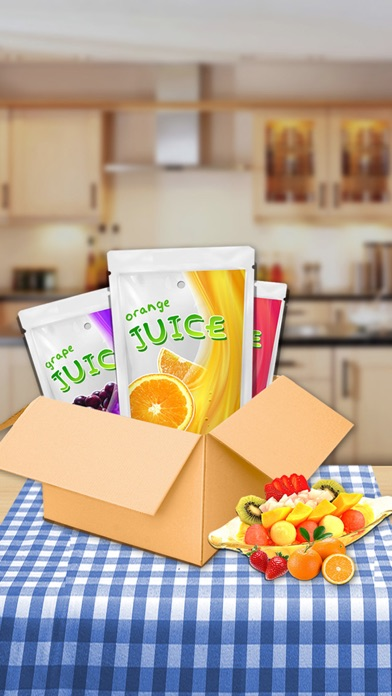 Juicy Fruit Drink Maker - Free Food Cooking Gameのおすすめ画像4