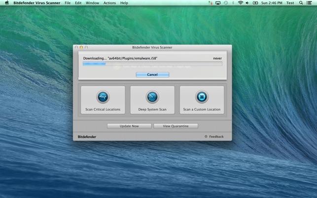 free mac virus scan software