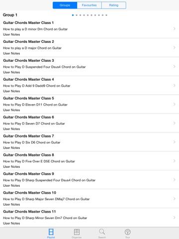 Guitar Chords Master Class App Price Drops