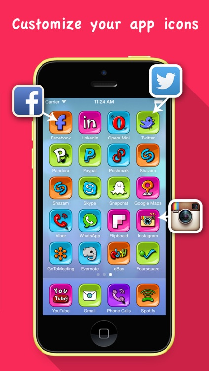 Customize App Icon - Icon Maker screenshot-0