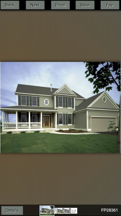 Farmhouse House Plans screenshot-1