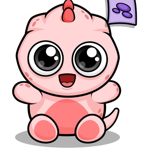 Baby Dino - Virtual Pet Game