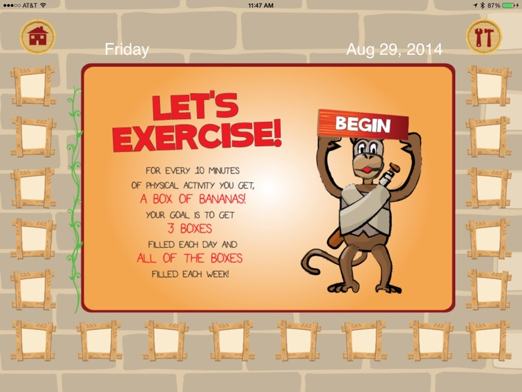 Don't Monkey Around with Diabetes screenshot-3