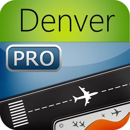 Denver Airport Pro (DEN) Flight Tracker radar