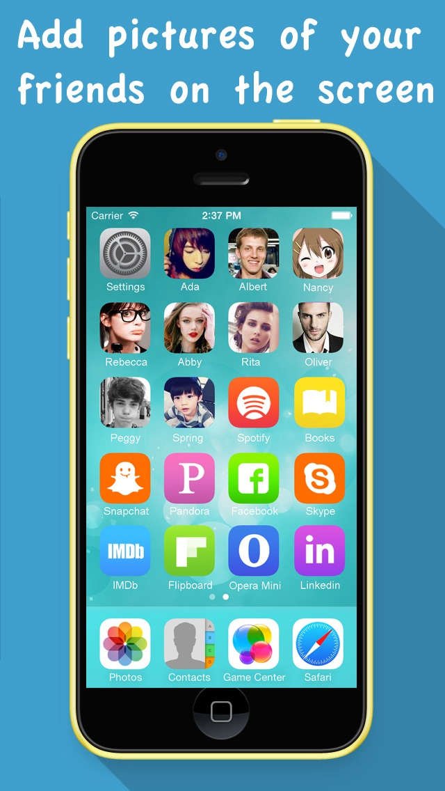 Skin My Icons- Home Screen Icons,Icons Skin screenshot three