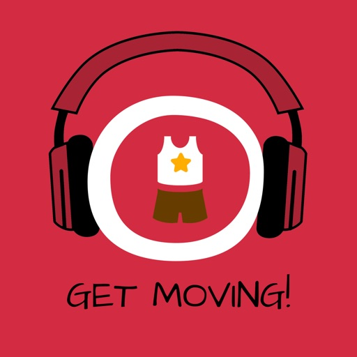 Get Moving! Motivate Yourself to Exercise by Hypnosis icon