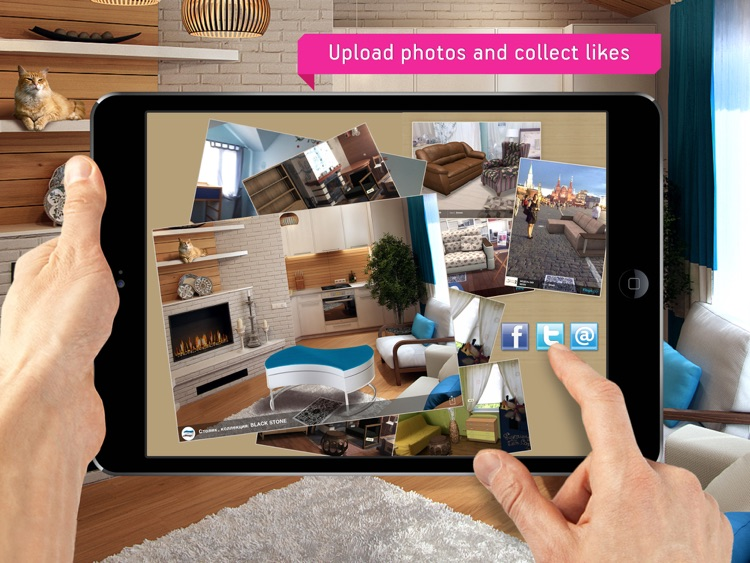 Fingo Furniture - Augmented Reality Interior App. Catalogue 3D screenshot-4