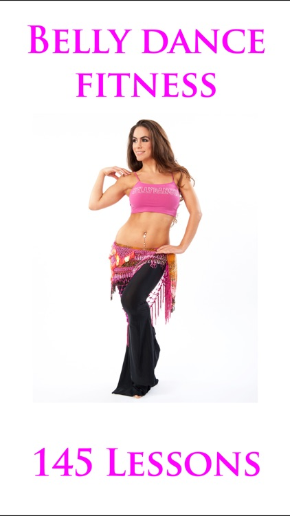 Belly Dance Fitness screenshot-0