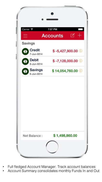 Mobile Expense Pro : Expense Tracker and Home Account Manager