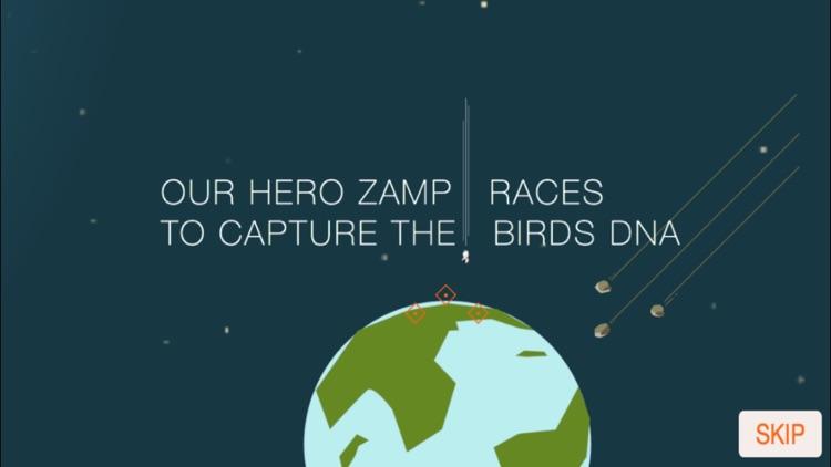Zamp Adventures - Indie Space Adventure 2D Platformer screenshot-4