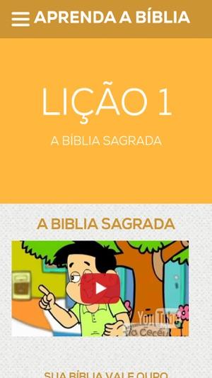 Estude A Biblia Com A Tia Ceceu On The App Store