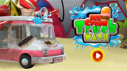 Ice Cream Truck Wash - Washing, cleaning & dirty car cleanup