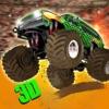 モンスタートラックスタント -  3Dアリーナでの4x4のジープドライビングシミュレータゲーム