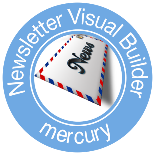 Newsletter Visual Builder - Mercury