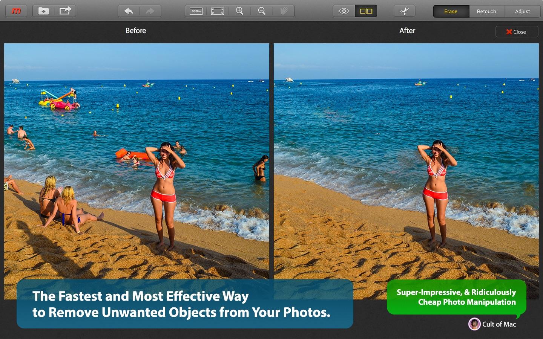 Screenshot do app Snapheal