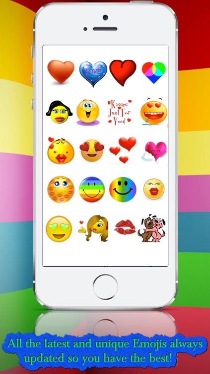 Real Emojis - All the best new animated & static emoji emoticons screenshot-4