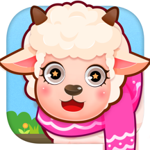 My Little Lamb - Farm Animal Salon! Clean, Wash & Dress Up Game