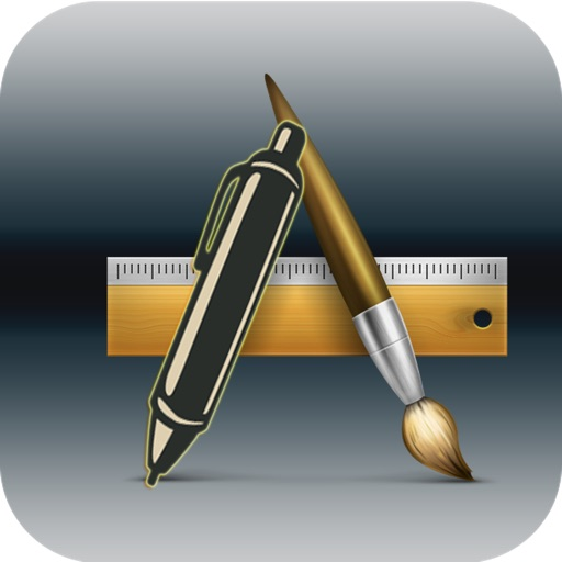 Drawing Notepad (Paint & Pen Pro, Sketchpad, Rich text, Take note & annotate pdf) iOS App
