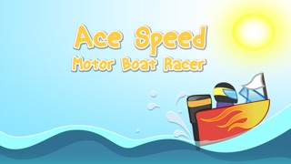 Ace Speed Motor Boat Racer - Amazing water wave racing-0