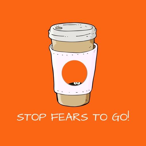 Stop Fears to Go! Mentaltraining bei Ängsten icon