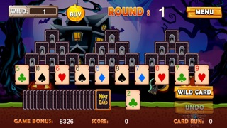 download Chilling Halloween Tri Tower Pyramid Solitaire apps 0